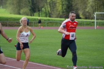 1. Tag: 60 m - Nadine Warmuth
