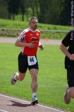 1. Tag: 1.500 m - Nadine Warmuth