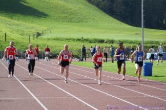 2. Tag: 100 m - Nadine Warmuth