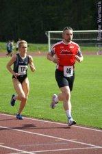 2. Tag: 800 m - Nadine Warmuth