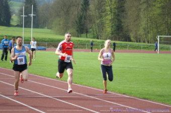3. Tag: 200 m - Nadine Warmuth