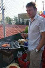 Das erste Steak! - Uwe Warmuth