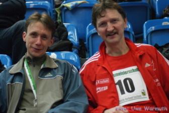 Lars Jannasch und Tilo Reinhard - Uwe Warmuth