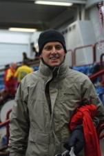 Steffen Zimmermann kommt vom Winter-Speerwurf - Uwe Warmuth