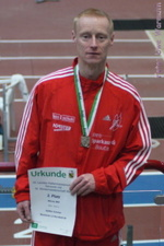M40: 200 m - Steffen Scholze (2. Platz) - Uwe Warmuth