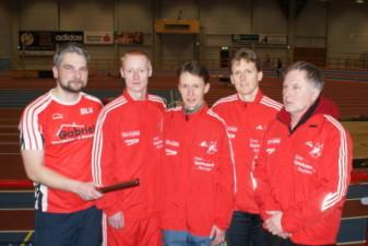 Uwe Warmuth, Steffen Scholze, Lars Jannasch, Steffen Zimmermann, Klaus Jahn - Ein Sportfreund aus Treuen