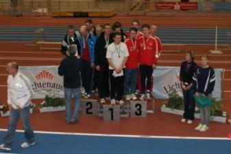 M30/35: 4 x 200 m - Bautzener LV Rot-Weiß 90 (3. Platz) - Klaus Jahn