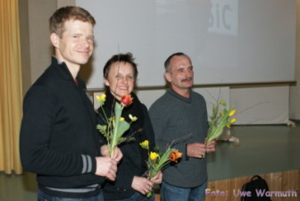 Christoph Mehnert, Anna Zähr, Wolfgang Strosny - Uwe Warmuth