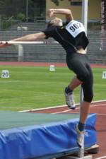 1,74 m im ersten Versuch geschafft! - Uwe Warmuth