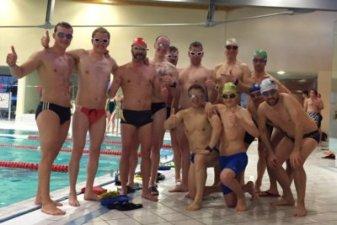 Schwimmtraining ist cool - Bautzener Triathlon-Freunde