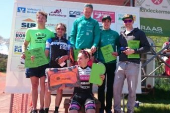 08.05.2016 Bike & Run Valtenberg – Wir räumen ab - Bautzener Triathlon-Freunde