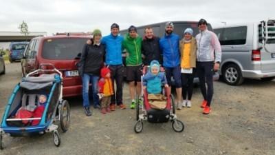 15.05.2016 Lauf rund um den Bärwaldersee - Bautzener Triathlon-Freunde