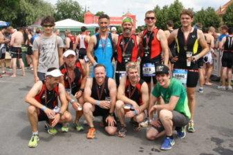 12.06.2016 Moritzburg – Teambild - Bautzener Triathlon-Freunde