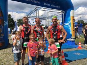 26.06.2016 Dresden City Triathlon – Teambild - Bautzener Triathlon-Freunde