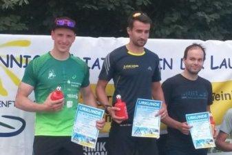 03.07.2016 Senftenberger Triathlon – Robert strahlender zweiter Kopie - Bautzener Triathlon-Freunde