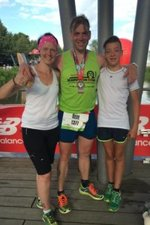 17.07.2016 Challenge Roth – René glückliches Finish - Bautzener Triathlon-Freunde