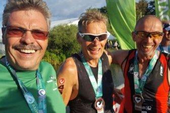 17.07.2016 Challenger Roth – Oldi Staffel - Bautzener Triathlon-Freunde