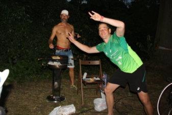 27.08.2016 Afterparty René & Silvio - Bautzener Triathlon-Freunde