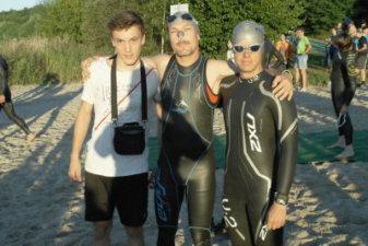 28.08.2016 KnappenMan – die Nasenklamer sitzt - Bautzener Triathlon-Freunde