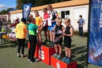 02.10.2016 3. Bautzener Crossduathlon – Siegerehrung - Bautzener Triathlon-Freunde