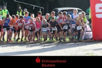 02.10.2016 3. Bautzener Crossduathlon – Start Schüler - Larasch