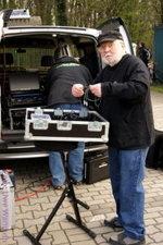 Viele Handgriffe für den guten Ton - Uwe Warmuth