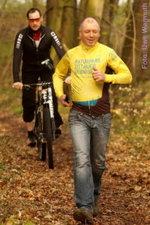 Mit dem Fahrrad wäre es auch gegangen - Uwe Warmuth