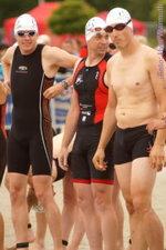 Maik Petzold und René Kreibich beim Start zur O-See Team - Uwe Warmuth