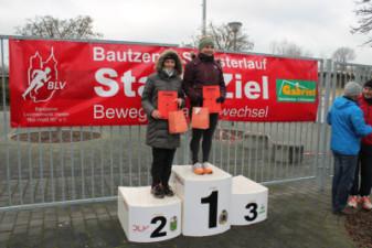Silvesterlauf 2019 - Siegerehrung - Matthias Herrmann