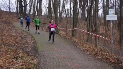 Silvesterlauf 2019 - Spitzkehre zum Spreetal - Kristin Michajlow