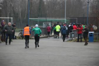 Silvesterlauf 2019 - Startbereich und Start - Christoph Mehnert