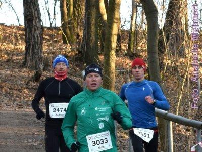5,3 km und 10,6 km: Spitzkehre