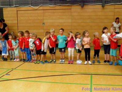 Kindersportfest 2016 mit der SG Nord (Serie 2)