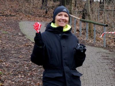 5,3 km und 10,6 km: Spitzkehre zum Spreetal