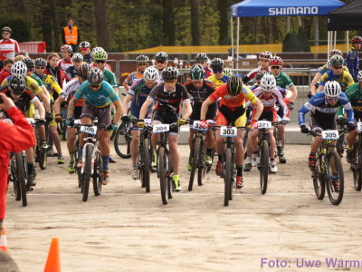 39. MTB-Rennen: Senioren, U17, Frauen