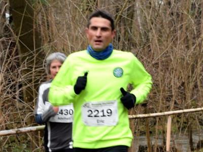 5,3 km: Spreetal, Zieleinlauf, Siegerehrung