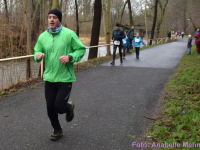 10,6 km: Spreetal, Zieleinlauf, Siegerehrung