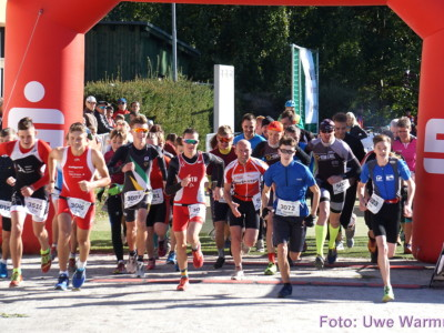 5. Bautzener Crossduathlon: Jugend + Jedermann Light