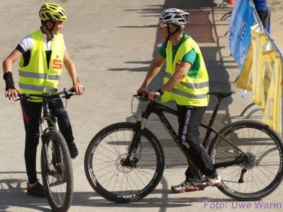 3. Crossduathon: Jedermann - Teil 1: Lauf und Wechsel aufs Rad