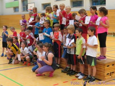 Kindersportfest 2016 mit der SG Nord (Serie 1)