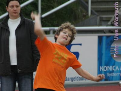 Sportabzeichentag 2010