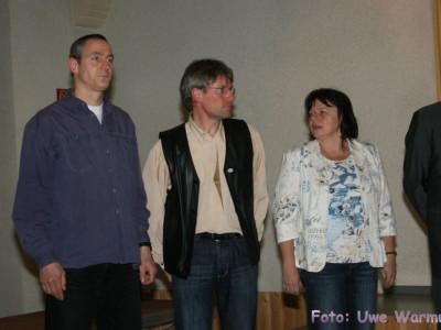 Mitgliederversammlung am 24.03.2010