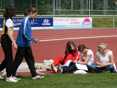 Bezirkmeisterschaft Mehrkampf Schüler in Bautzen