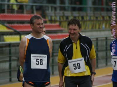 18. Landesmeisterschaft 2008 in Radebeul (10.000 m)