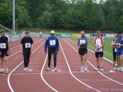 Halbstundenlauf und Stundenlauf 2008