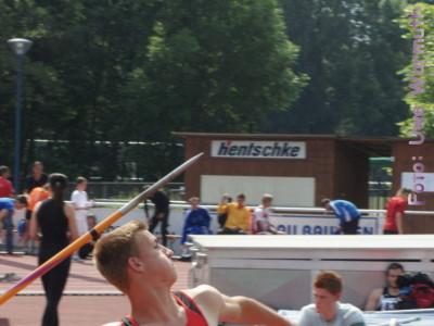 20. Landesmeisterschaft Jugend A+SchülerInnen A (Sonnabend, Wurf/Stoß)