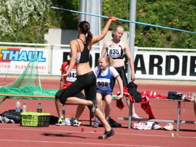 20. Landesmeisterschaft Jugend A+SchülerInnen A (Sonntag, Lauf/Wurf)