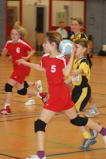 Handball-Mädchen vom BLV siegen zweimal