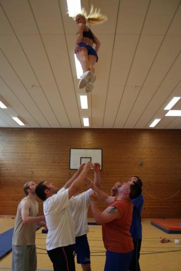 Cheerleading – Trendsportart aus den USA jetzt auch in Bautzen