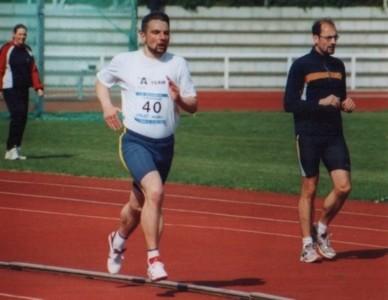Bautzener beim Läuferzehnkampf